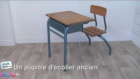 Comment décorer une table d écolier minutefacile