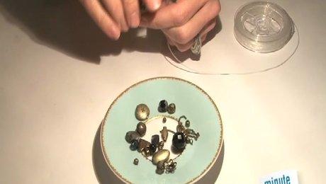 Fabriquer Fil Elastique Un Comment Sur Bracelet EHYD92WI