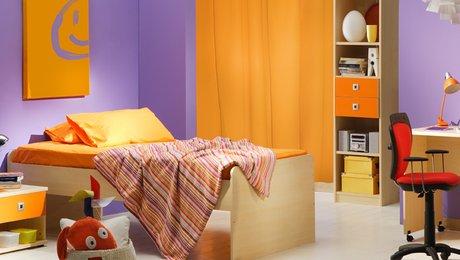 Quelles couleurs pour une chambre d\'enfant ? - Minutefacile.com