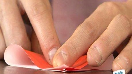 Origami Faire Un Oiseau En Papier Minutefacile Com