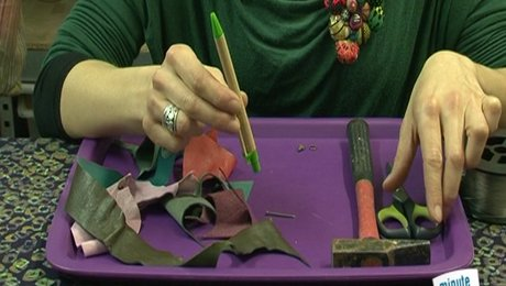 Comment fabriquer des bijoux en cuir