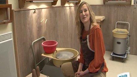 les outils de poterie