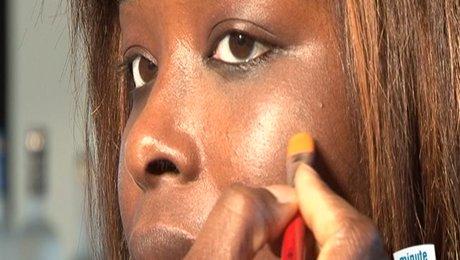maquillage pour cacher les taches