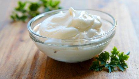 Recette de la mayonnaise sans huile - Mayonnaise sans vinaigre ...