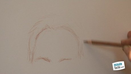 La Technique Pour Dessiner Un Portrait Minutefacile Com