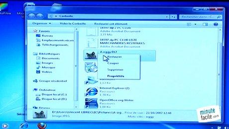 Comment Restaurer Fichier Supprim Ef Bf Bd