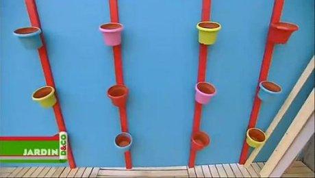Fabriquer Un Porte Pot Mural Minutefacilecom