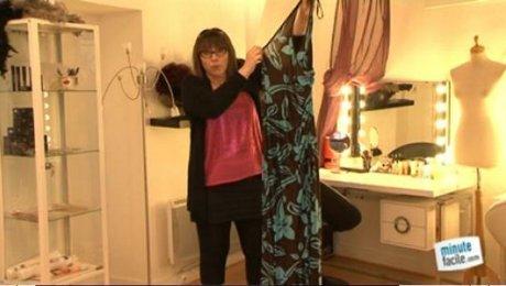 Porter une robe d été en hiver - Minutefacile.com bda7289b8f3