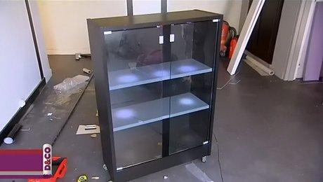 Fabriquer Un Meuble De Rangement Pour Cuisine Minutefacilecom - Fabriquer son meuble de cuisine