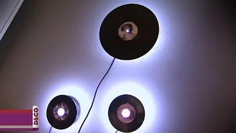 Faire Des Lampes Deco En Vinyle Minutefacile Com