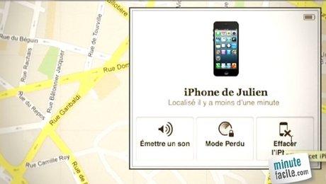 Étape 1 : Retrouvez et sécurisez votre appareil égaré (téléphone, tablette ou Chromebook)