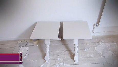 Fabriquer Une Table De Chevet Soi Meme Minutefacile Com