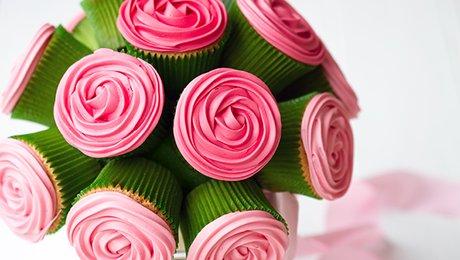 Fete Des Meres Faire Un Bouquet De Cupcakes Minutefacile Com