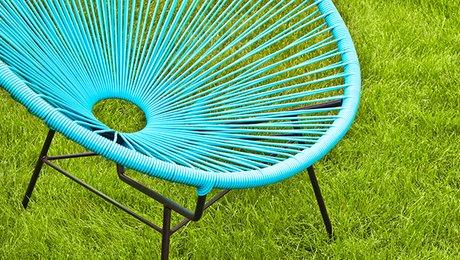 Relooker le mobilier de jardin - Minutefacile.com