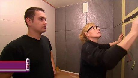 elments ncessaires pour revtir un mur de salle de bain - Plaque De Revetement Mural Pour Salle De Bain