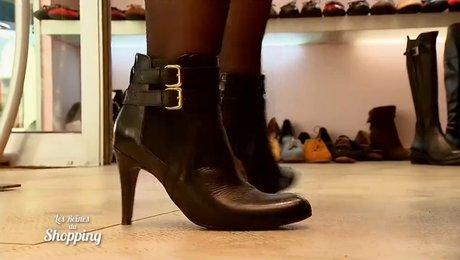 Les bottes idéales pour affiner les jambes
