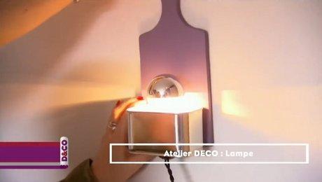 Creer Une Lampe Originale Pour La Cuisine Minutefacile Com
