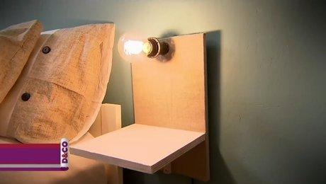 Construire Un Chevet Mural Peu Encombrant Minutefacile Com