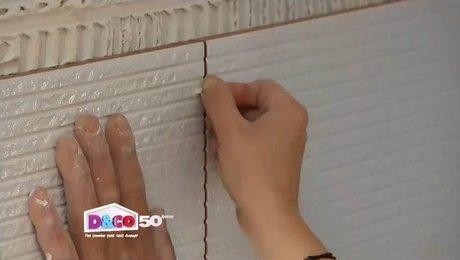 Installer Un Carrelage Mural Imitation Parquet Minutefacile Com