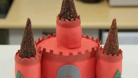 Faire Un Gâteau En Forme De Château Fort Minutefacilecom