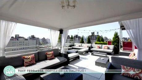 Aménager son toit en terrasse - Minutefacile.com