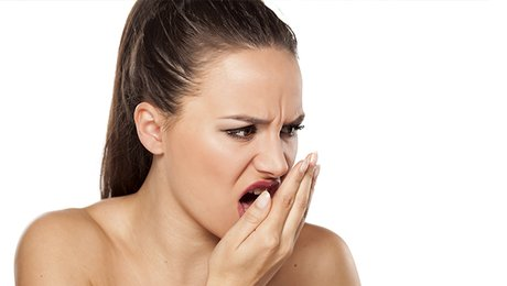 causes mauvaise haleine permanente