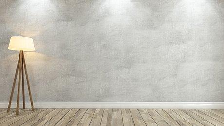 mur beton cire