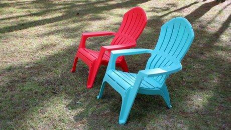 comment nettoyer une chaise de jardin en plastique. Black Bedroom Furniture Sets. Home Design Ideas
