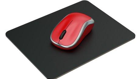 Nettoyer un tapis de souris en tissus sans que la couleur change - Nettoyer un tapis de souris ...