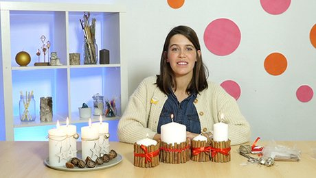 Bougie A Faire Sois Meme bougies de noël à faire soi-même à petit prix - minutefacile