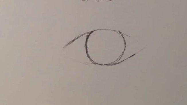 Comment dessiner un il d un personnage f minin de manga - Comment dessiner le drapeau d angleterre ...