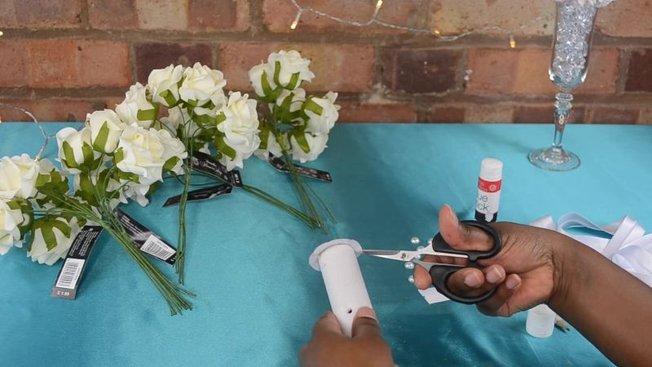 Comment Realiser Un Bouquet De Mariee A Partir De Fleurs