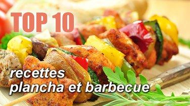 idée repas plancha Top 10 des recettes faciles à la plancha et au barbecue   Top  idée repas plancha
