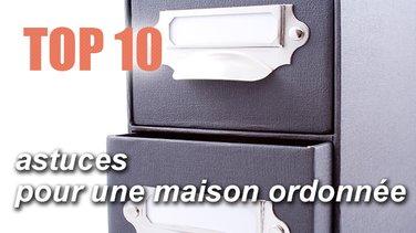 Top 10 Des Astuces Rangements Pour Une Maison Ordonnee Top Listes Des Videos Minutefacile Com