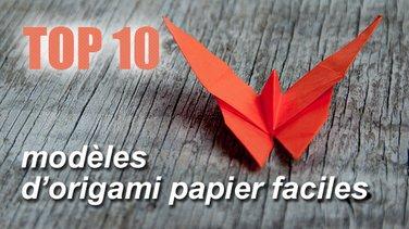 Top 10 Des Modèles Dorigami Papier Faciles Top Listes Des Vidéos