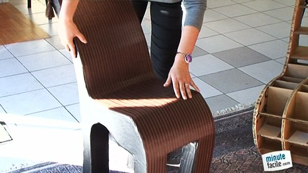 La Diffrence Entre Une Chaise Et Un Fauteuil En Carton