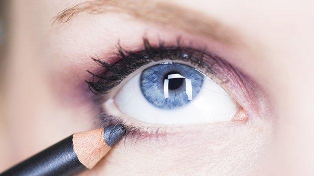 Fabuleux Maquiller des yeux bleus - Minutefacile.com #PN_79
