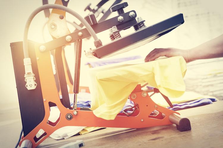 Personnalisation vêtements